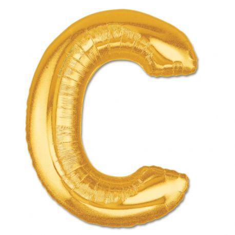 Fóliové písmeno C 100cm