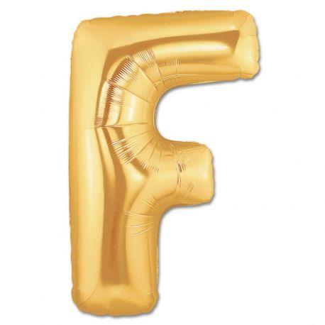 Fóliové písmeno F 100cm