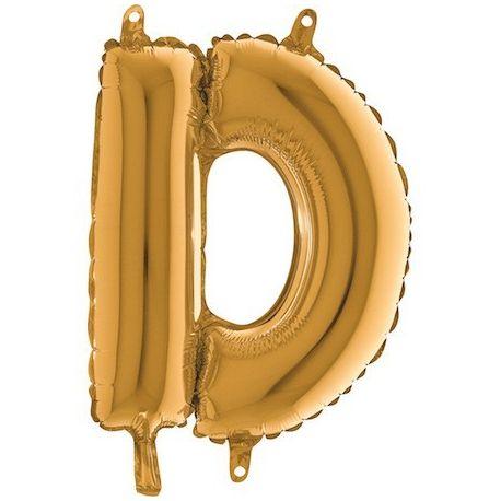 Fóliové písmeno D 36cm