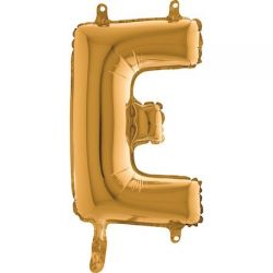 Fóliové písmeno E 36cm