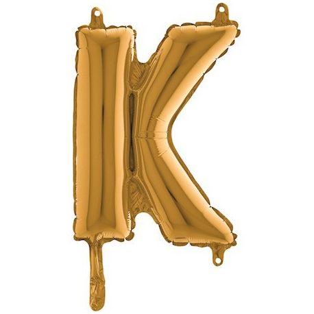 Fóliové písmeno K 36cm