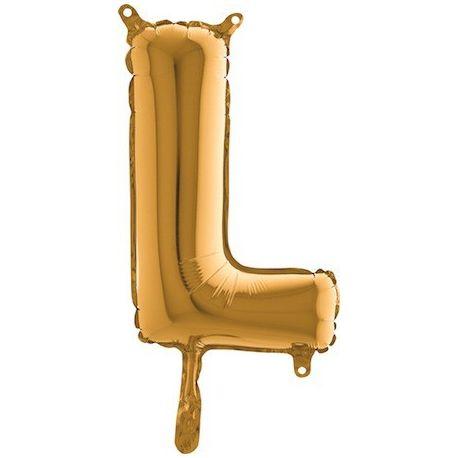 Fóliové písmeno L 36cm
