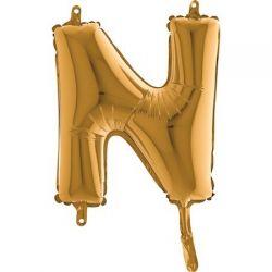 Fóliové písmeno N 36cm