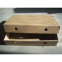 Krabica pod zákusky a torty 54x37x9 cm