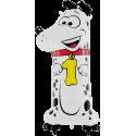"""Číslo """"1"""" pes"""