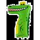 "Číslo ""7"" krokodíl"