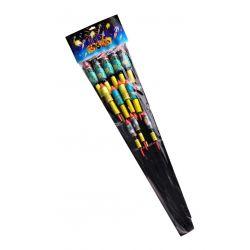 Rakety - veľký set