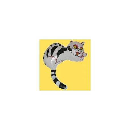 Balón Mačka bieločierna