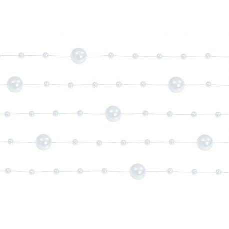 Perlová girlanda perleťovňa