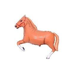 Balón Kôň bledohnedý