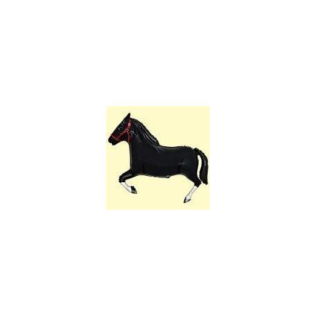 Balón Kôň čierny