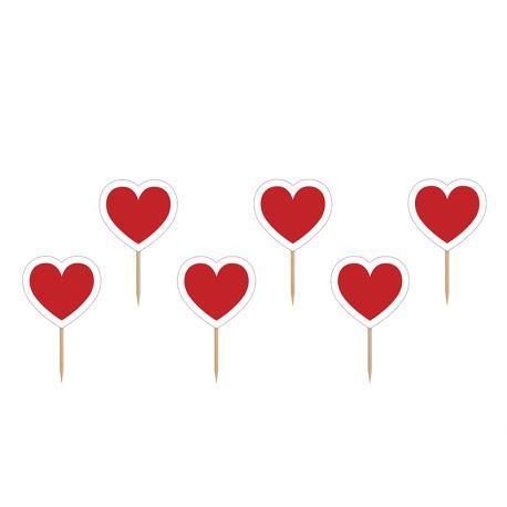 Srdce na špajdli