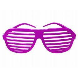 Party okuliare ružové