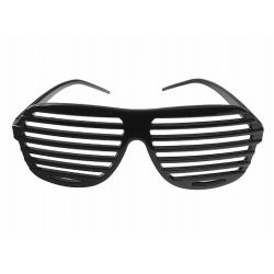 Party okuliare čierne