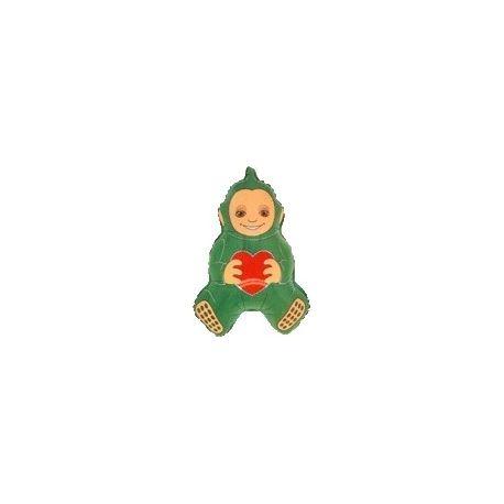Balón Teletubbies - zelená, červená