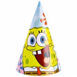 Klobúčiky Spongebob