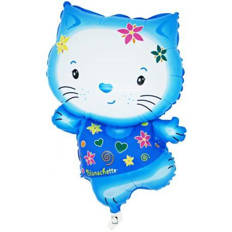 Balón Blanschette modrá