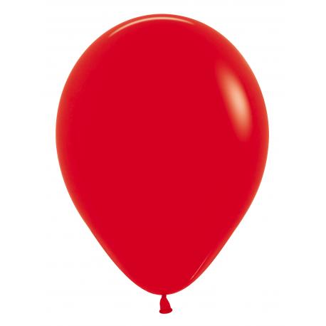RR10P červený 05 Ø 29cm balenie 20ks