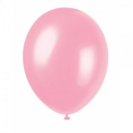 RR10P cukríkovo ružový 57 Ø 29cm balenie 20ks