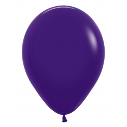 RR10P tmavo fialový 08 Ø 29cm balenie 20ks