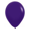 Balón tmavo fialový  č.08, Ø 29cm