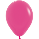 Balón tmavo ružový č. 07, Ø 29cm