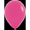 RR10P  tmavo ružový 07 Ø 29cm