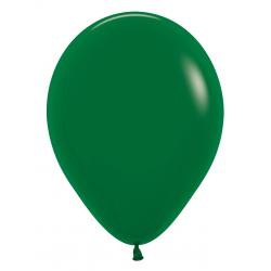 Balón tmavo zelený č.13, Ø 29cm