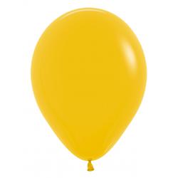 Balón tmavo žltý č.03, Ø 29cm