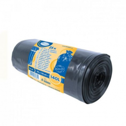 Vrecia na odpadky (LDPE) 90x110cm, 140l
