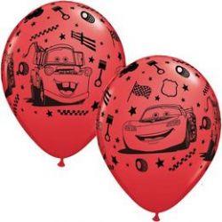 Balóny MCQUEEN 6ks