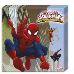 Servítky Spider-man 20ks
