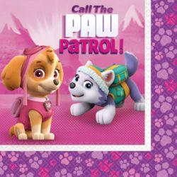Servítky Paw Patrol