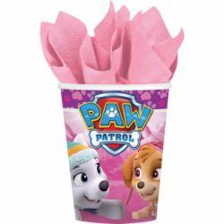 Poháriky Pink Paw Patrol