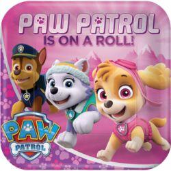 Tanieriky Pink Paw Patrol