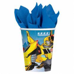 Poháre Transformers RID