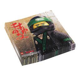 Servítky Lego Ninjago