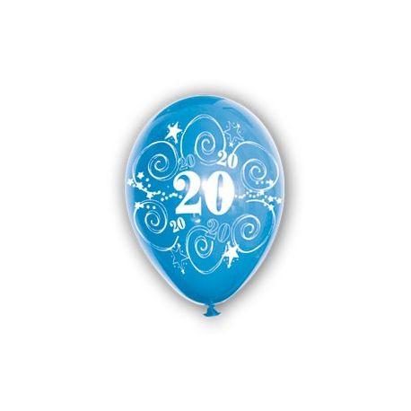 Balón číslo 20