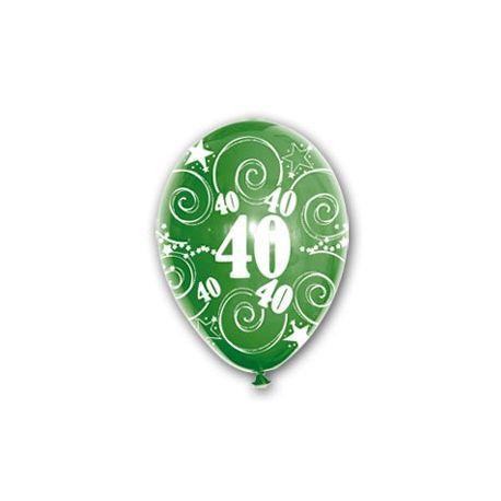 Balón číslo 40