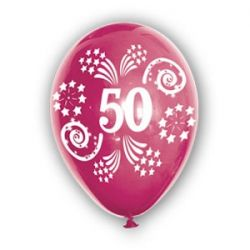 Balón číslo 50