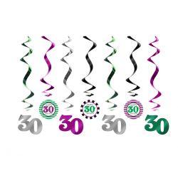 Závesná špirála 30. narodeniny