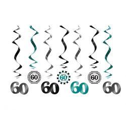 Závesná špirála 60. narodeniny