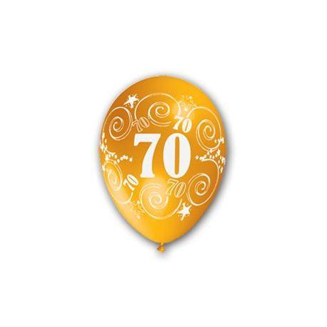 Balón číslo 70