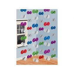 Girlanda čísla 60