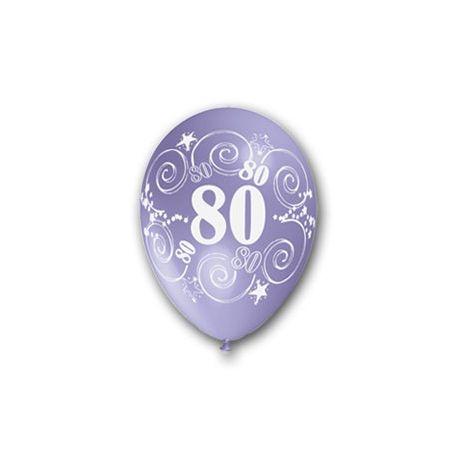 Balón číslo 80