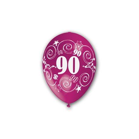 Balón číslo 90