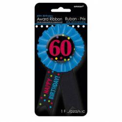 Odznak 60. narodeniny