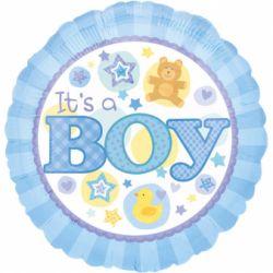 Fóliový balón it´s a boy