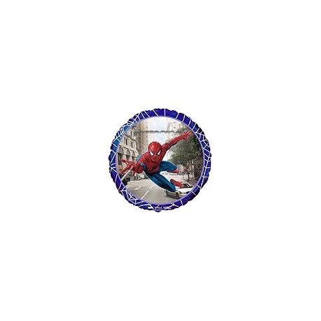 Balón Spiderman - kruh