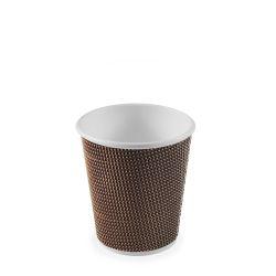 "Papierový pohár Premium ""M"" 280ml (PAP/PE) priemer 80mm (25ks)"